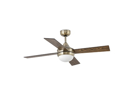 MINI ICARIA Old gold ceiling fan