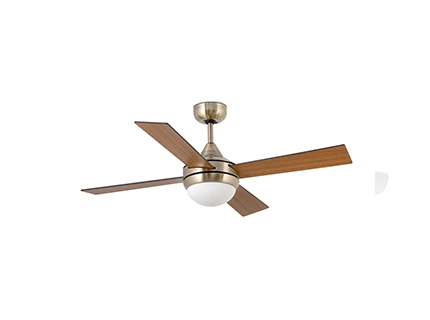ICARIA Old gold ceiling fan